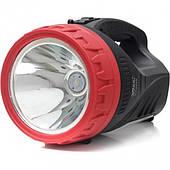 Аккумуляторный LED прожектор светодиодный ручной фонарик Yajia YJ-2829