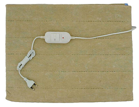 Електрична простирадло YASAM 120x160 - Туреччина (Электропростынь - термошов - байка) T-54992, фото 3