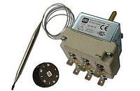 MMG-3/90 — Термостат капиллярный 3Рх16А/400V, Toff=90, L трубки 2000мм (трехфазный), для бойлера или  котла