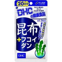 Витамины при онкологии DHC Ламинария+Фукоидан