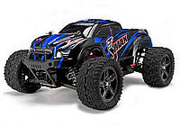 Машина монстр трак на радиоуправлении REMO HOBBY S max RH1631 4WD 1:16 Полный привод Синяя (1631blue)