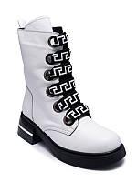 Ботинки EVROMODA 142-1100-4 39 Белые