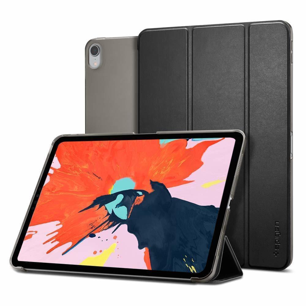 """Чехол Spigen для iPad Pro 12.9"""" (2018) Smart Fold Black(Ver.2)"""
