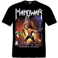 Футболка MANOWAR - Warriors Of The World