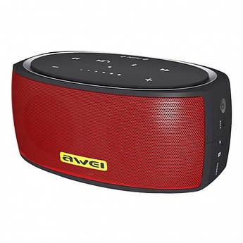 Колонка AWEI Y210 BT (NFC) Red
