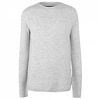 Джемпер Firetrap Textured Knit Grey - Оригінал