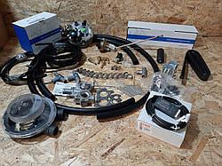 Полный комплект ГБО 2 поколения на ГАЗ 52, ГАЗ 53, ГАЗ 3307,  Зил 130 с баллоном на 100 литров.