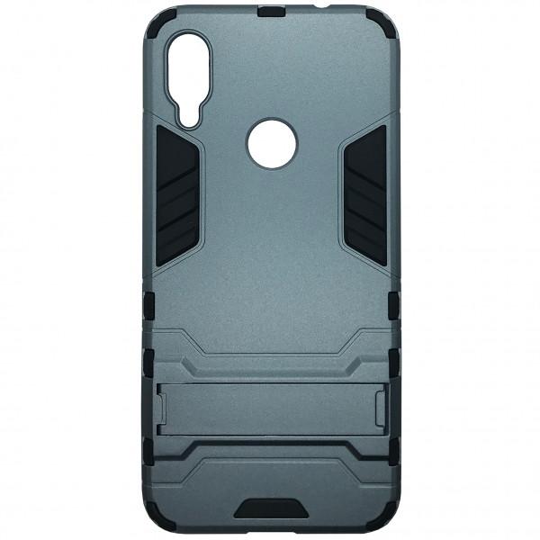 Чехол - накладка Protective для Xiaomi Redmi Note 7 Dark Grey