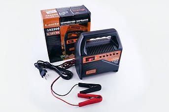 Зарядное устройство для Аккумуляторов 6/12В (V) 6А/ч (mod.206) LVT