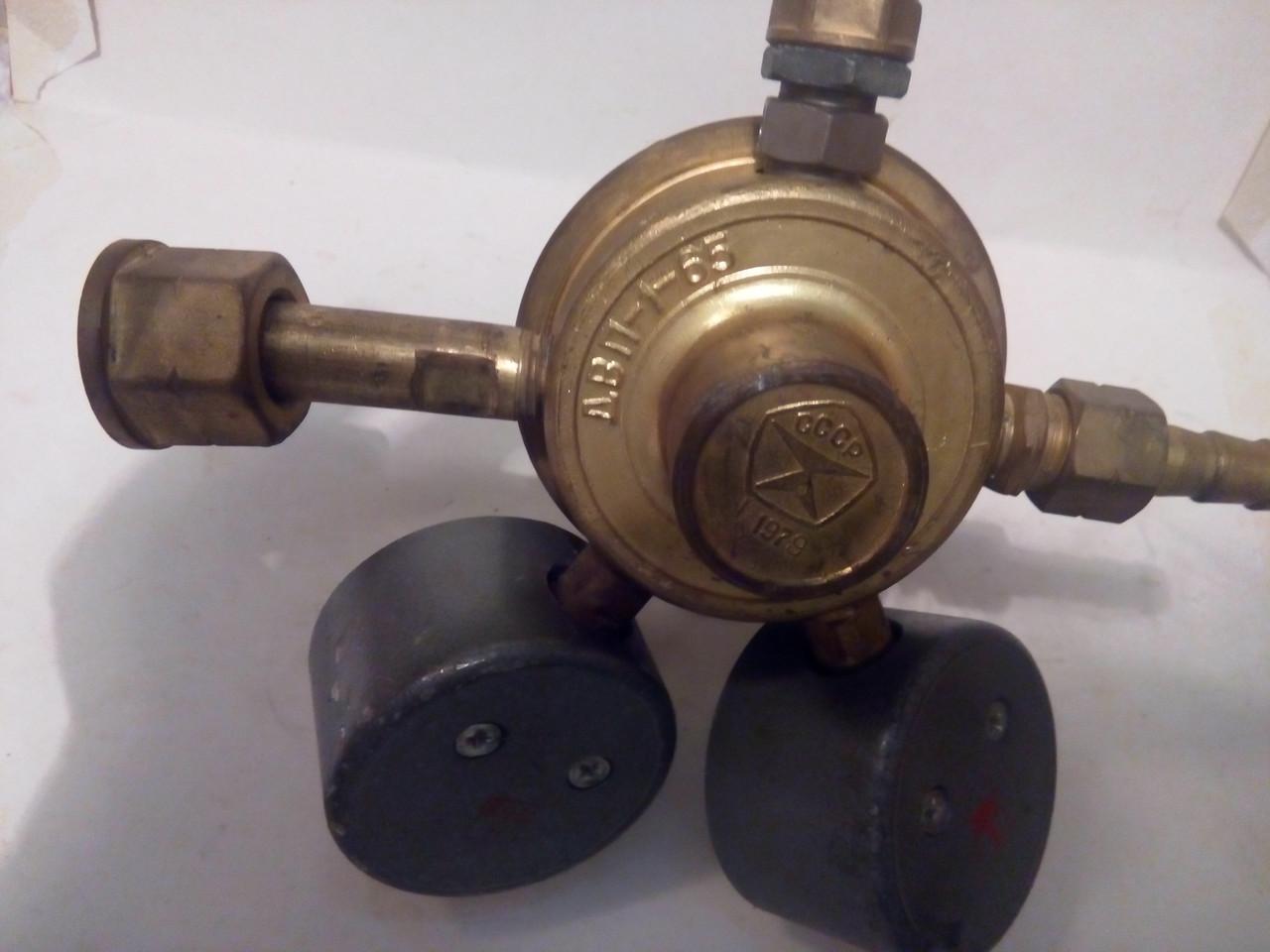 Редуктор  водородный ДВП 1-65