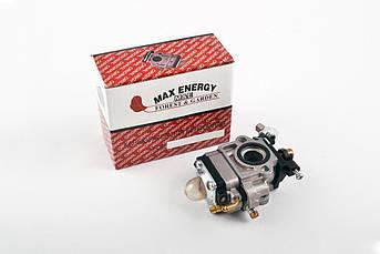 Карбюратор мотокосы 1E40F MAX ENERGY