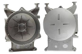 Крышка (левая) статора бензогенератора ET-950 (с подшипником 6204) JIANTAI