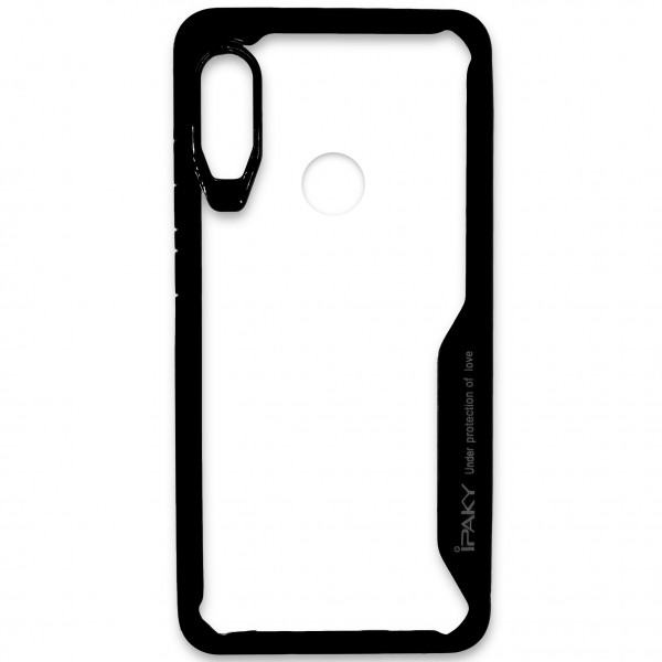 Чехол - накладка iPaky Under protection для Xiaomi Redmi Note 6 Pro Black