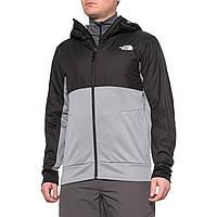 Куртка The North Face Train N Go Logo Mid Grey/Tnf Black  - Оригинал