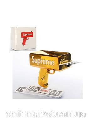 Пистолет для денег Supreme, фото 2