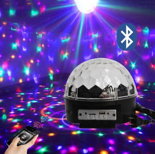 Диско-куля LED Magic Ball Light з Bluetooth