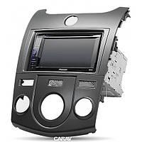 Рамка Carav 11-414 KIA Cerato, Forte 2009+ (Manual Aircondition)