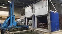Автоматизированные линии для термической обработки изделий из алюминия