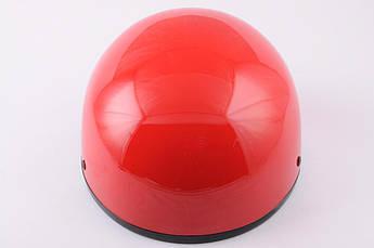 Мотошлем, Мотоциклетный шлем -каска (mod:803) (Размер:S, красный) DOT
