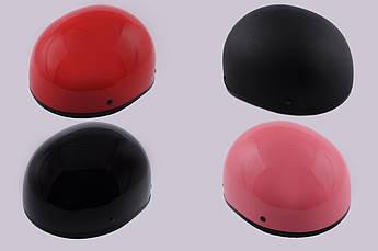 Мотошлем, Мотоциклетный шлем -каска (mod:803) (моноцветные) DOT