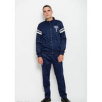 Спортивный костюм ISSA PLUS GN-03 темно-синий - Оригинал