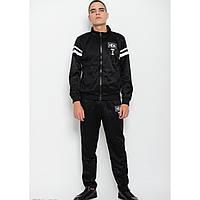 Спортивный костюм ISSA PLUS GN-03 черный - Оригинал