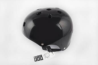 Мотошлем, Мотоциклетный шлем  райдера (Размер:L, черный) (США) S-ONE