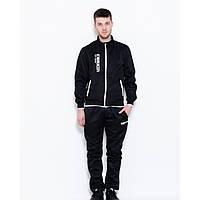 Спортивный костюм ISSA PLUS GN1-34 черный - Оригинал
