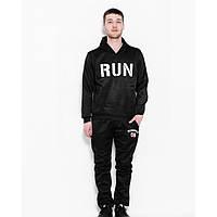 Спортивный костюм ISSA PLUS GN1-33 черный - Оригинал