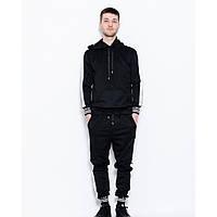 Спортивный костюм ISSA PLUS GN1-35 черный - Оригинал