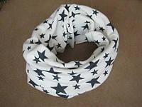 Хомут шарф для девочки