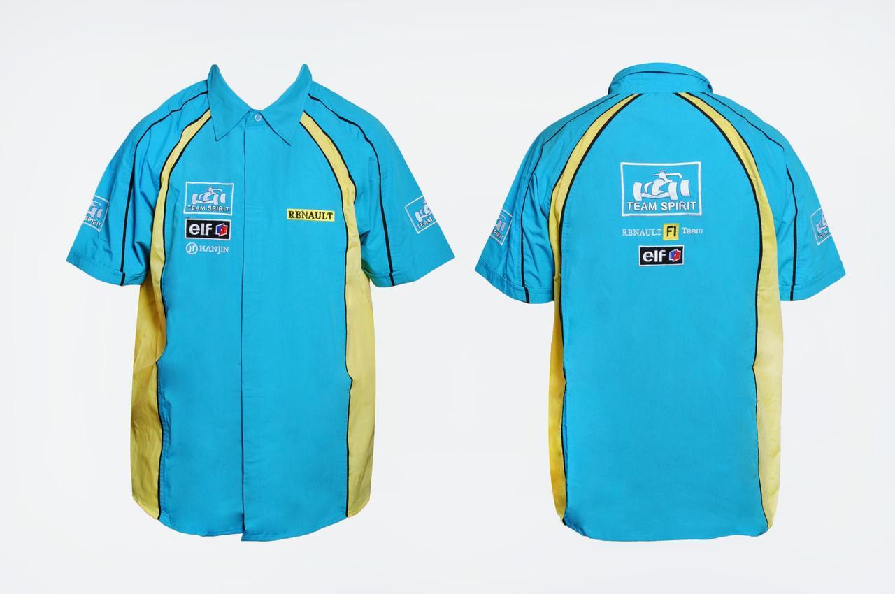 Рубашка (Размер:L) RENAULT