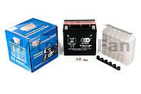 АКБ   12V 12А   заливной   (150x87x145, черный, mod:UTX  14-BS)   (+электролит)   OUTDO