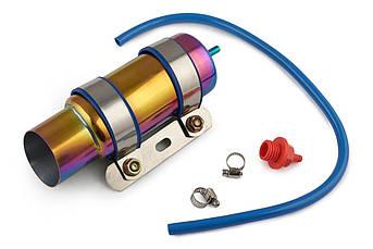 Система отвода картерных газов на скутер, мотоцикл, мопед (стайлинг) (плазма)