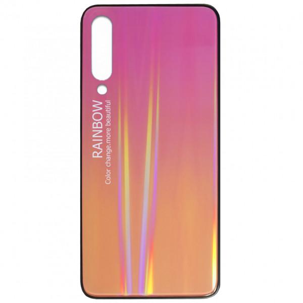 Чехол - накладка Rainbow Samsung A50 Pink