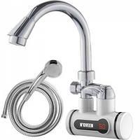 Проточный водонагреватель Noveen IWH370 с душем