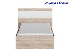 Односпальная кровать Соната-900, фото 2