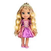 """Кукла """"Принцесса Рапунцель"""" со светящимися волосами, 38 см - Rapunzel,Princess,Hair Glow,Disney,Jakks Pacific"""