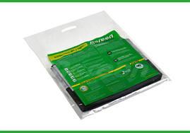 Агроволокно Agreen черно-белое для мульчирования с перфорацией 50 плотность пакет