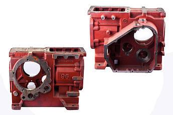Блок двигателя на Мотоблок 195N (15 Hp Лошадиных Сил) (mod# R195NM, под длинную крышку)