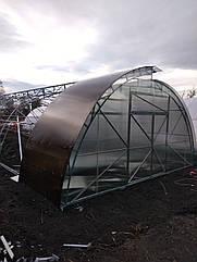 Фермерская теплица Миттлайдер - 6х70