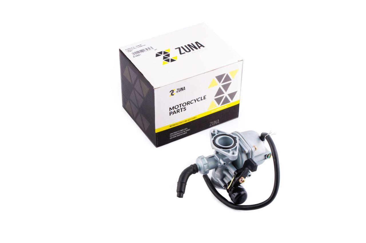 Карбюратор на Мопед Дельта (Deltа) 90 (увеличенный диффузор) ZUNA
