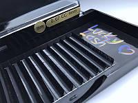 Ресницы для наращивания Premium класса изгиб СC, толщина 0.07 12мм
