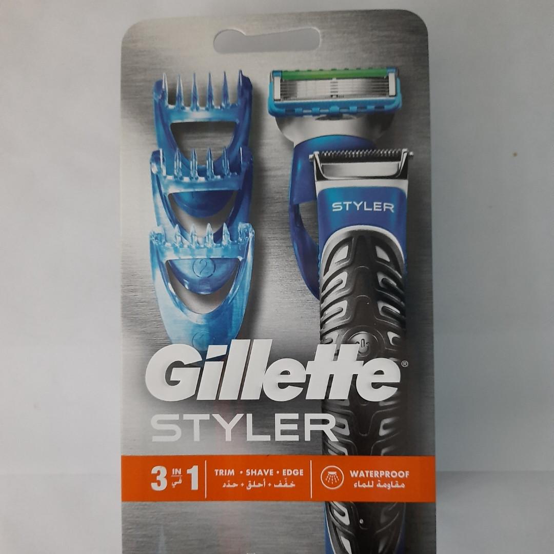 Набор Gillette Fusion ProGlide Power Styler (Жиллет Фюжен Проглейд Повер Стайлер + 1 кассета ProGlide Power)