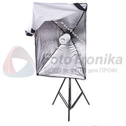 750Вт Комплект постоянного света FL5070-150 / лампа 150 W 5500°K
