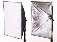 750Вт Комплект постоянного света FL5070-150 / лампа 150 W 5500°K, фото 3