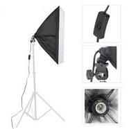 750Вт Комплект постоянного света FL5070-150 / лампа 150 W 5500°K, фото 4