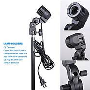 1440Вт Light kit Wall-E8 LED комплект постоянного студийного света *, фото 3