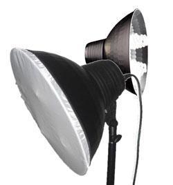 Відео світло Godox SFL04 (рефлектор 40см+4х26W), FLH-4R