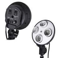 Универсальный комплект LED 3400 W света XXL-Holder-SB572 background для видео, блога Youtube, фото 4